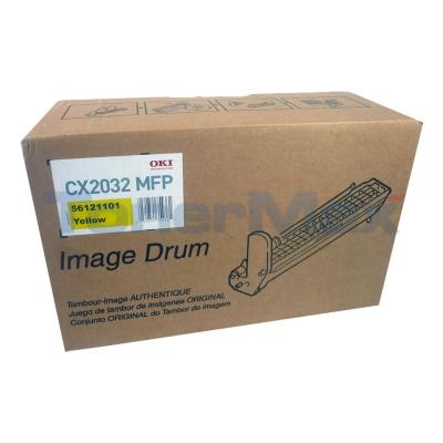 OKIDATA CX2033 MFP IMAGE DRUM KIT YELLOW